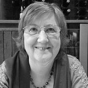 Dr Cathy Regan author image