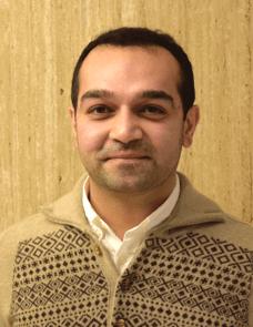 Dr Ahmed Rashid author image