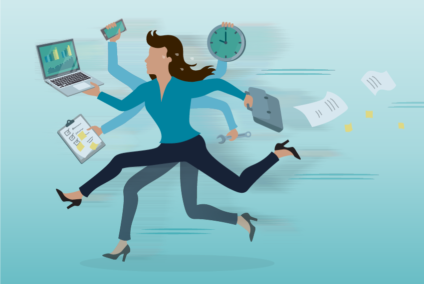 The Status Symbol of Being 'Busy' Comes at a Cost to Our Wellbeing