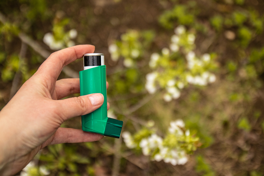 Green with Asthma